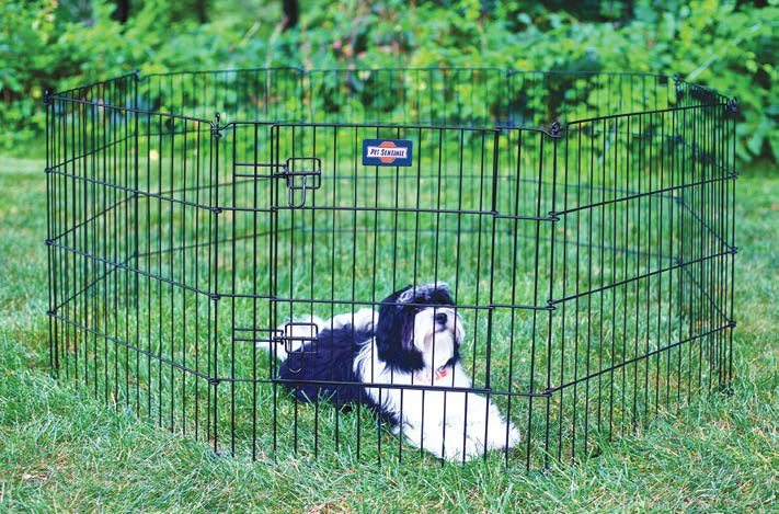 Pet Sentinel 16-foot Pet Pen - www.peterspetsupplies.com