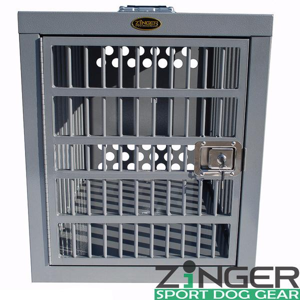 Zinger Heavy Duty Series Front Entry Dog Crate
