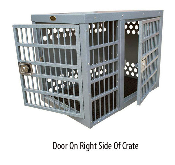 Zinger Professional Series Double Door Dog Crate