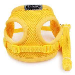 Image of Soft Breathable Mesh  Dog Harness Vest
