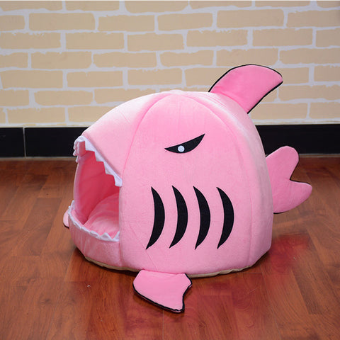 Image of Fish Style Cat or Dog Bed DIfferent Sytles - www.peterspetsupplies.com
