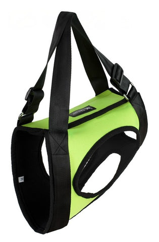 Image of Pet Dog Harness w/Handle  3 Colors - www.peterspetsupplies.com