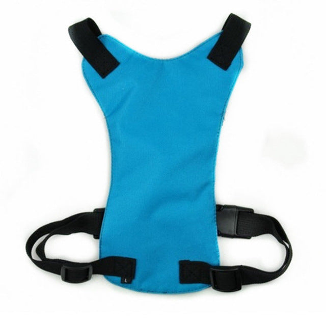Dog Adjustable Safety Seat Belt Restraint Vehicle Car Vest Harness - www.peterspetsupplies.com
