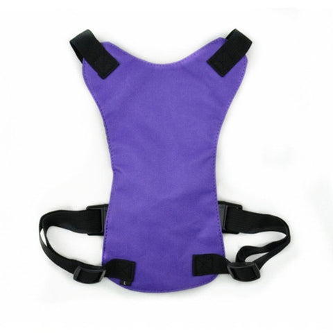 Image of Dog Adjustable Safety Seat Belt Restraint Vehicle Car Vest Harness - www.peterspetsupplies.com