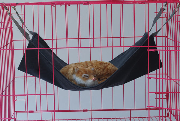 Pet Hammock Oxford For Cat and Dogs - www.peterspetsupplies.com