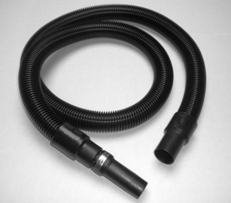 Metrovac Deluxe 6.5' HeavyDuty Flexible Hose - www.peterspetsupplies.com