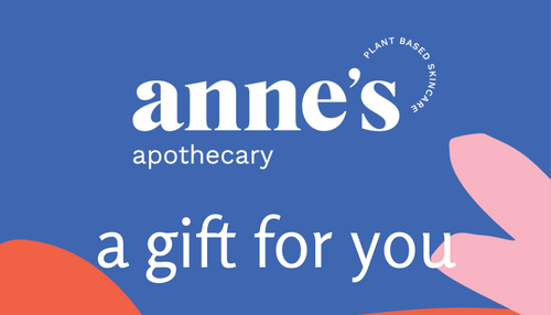 A gift for you- Gift Cards from Anne's Apothecary - Anne's Apothecary
