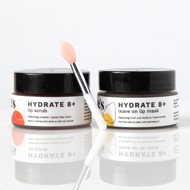 Hydrate 8+ lip mask