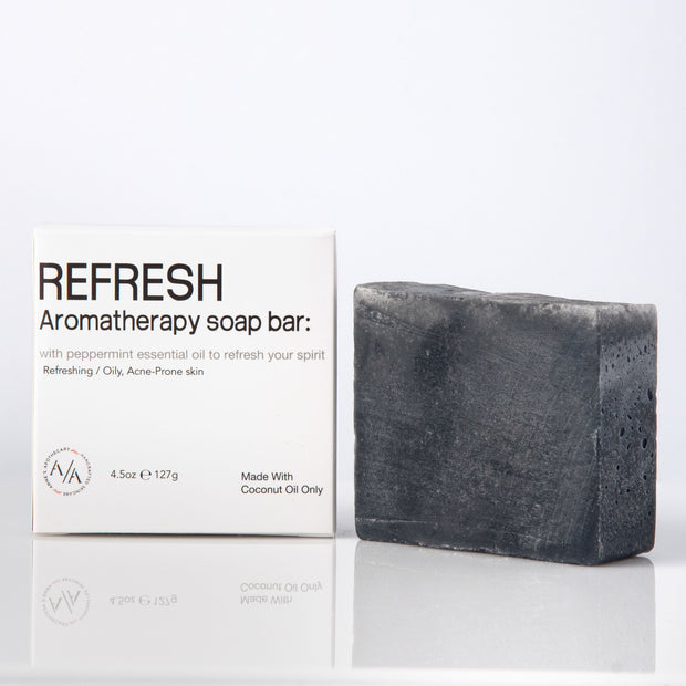 Refresh Aromatherapy Soap 1