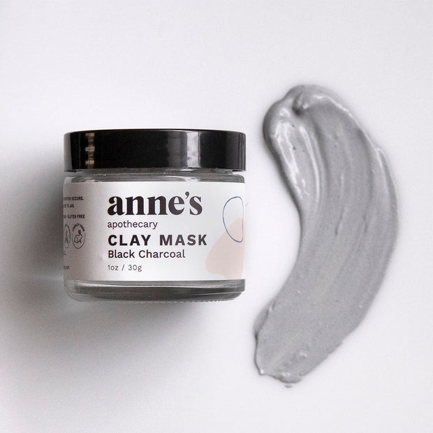 Clay Mask with Activated Charcoal 1