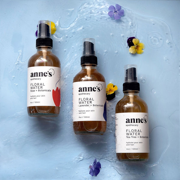 Floral Water Set (Facial Toner Set)