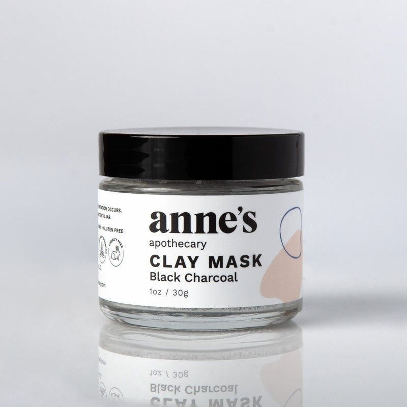 Clay Mask with Activated Charcoal