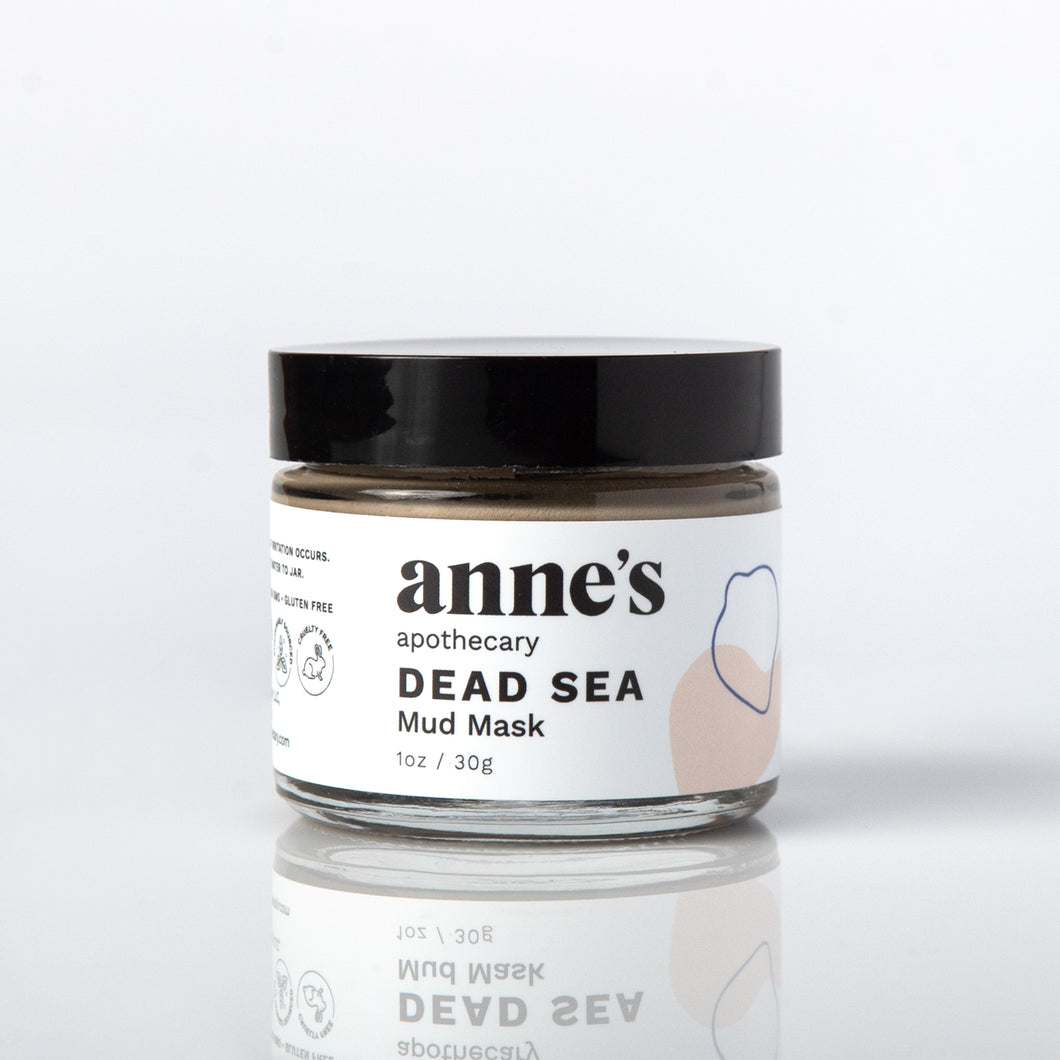 Dead Sea Mud Facial Treatment