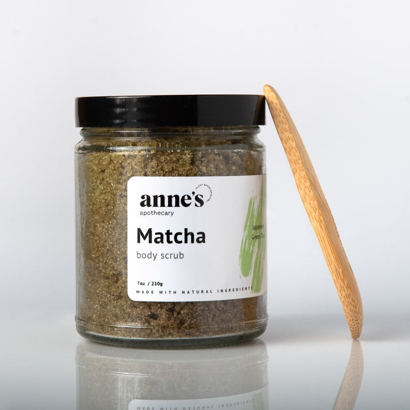 Matcha Body Scrub