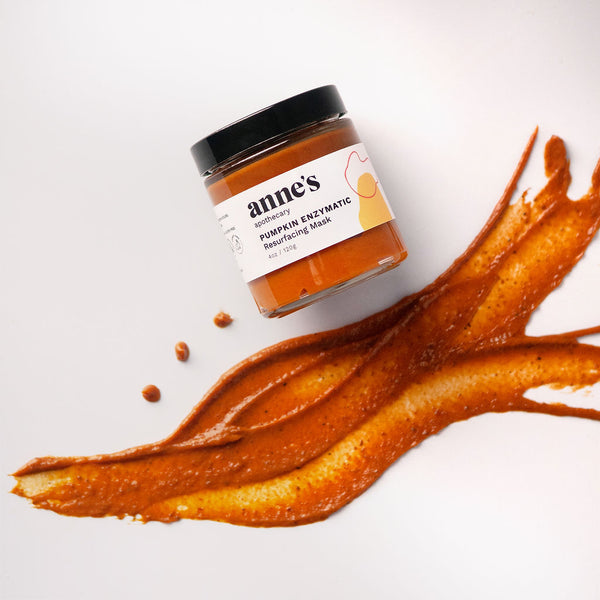 Pumpkin Enzymatic Resurfacing Mask
