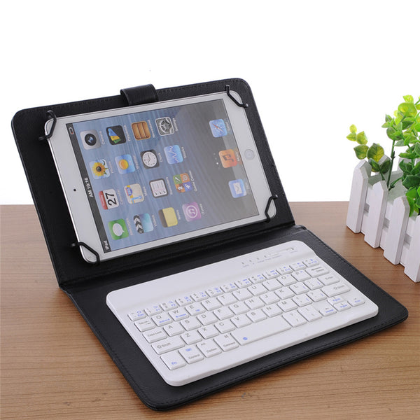 7 Inch Csendes Ultravékony Billentyűzet Galaxy iOS Android Windows Tablet