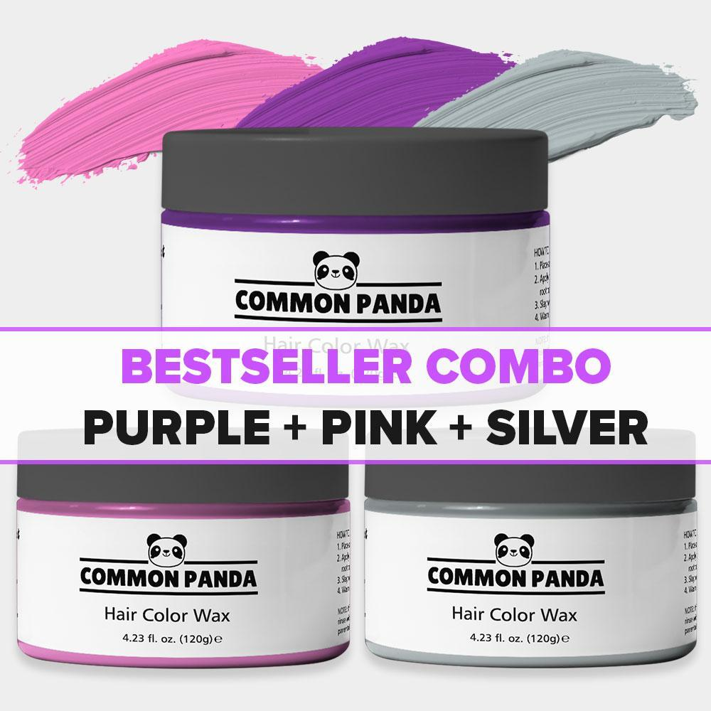Bestselling Hair Color Wax Combo