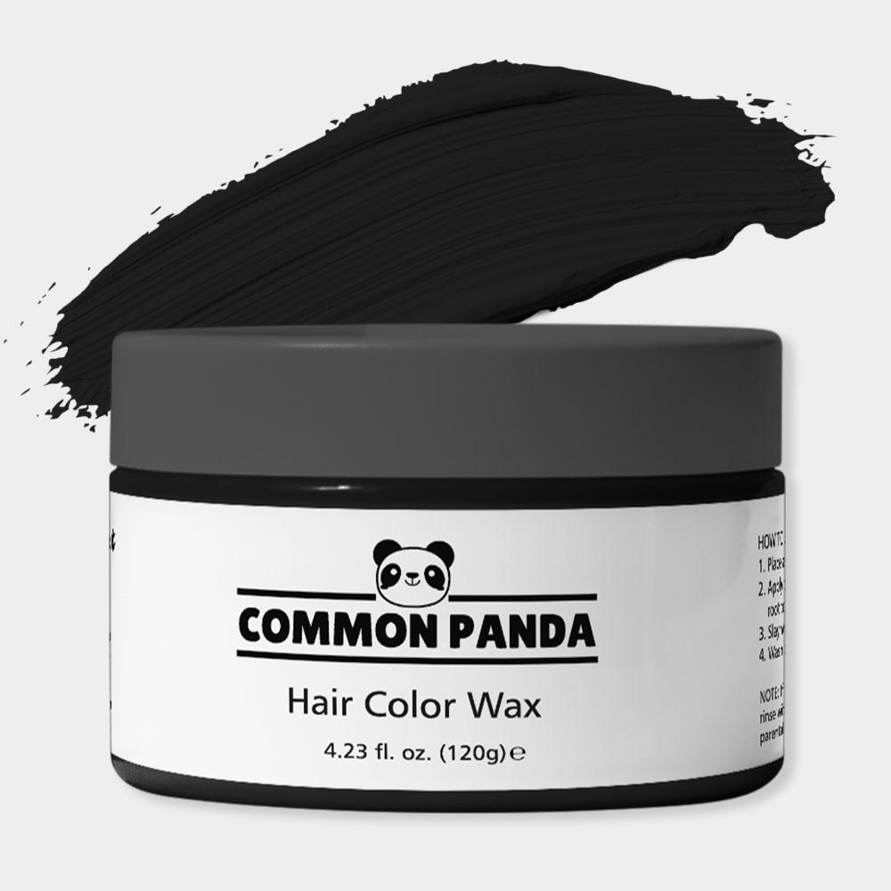Hair Color Black Hair Color Wax