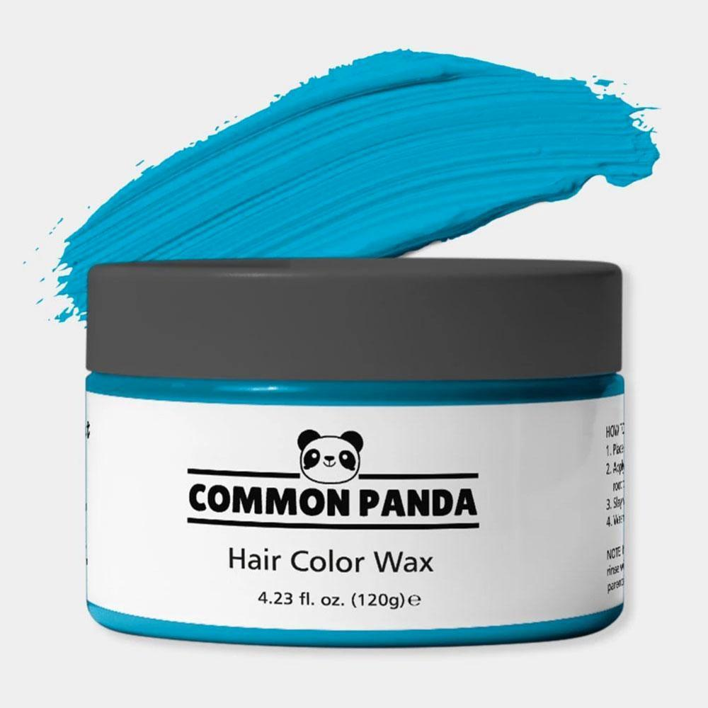 Blue Hair Color Wax