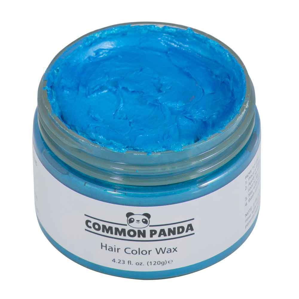 Hair Color Blue Hair Color Wax - Common Panda