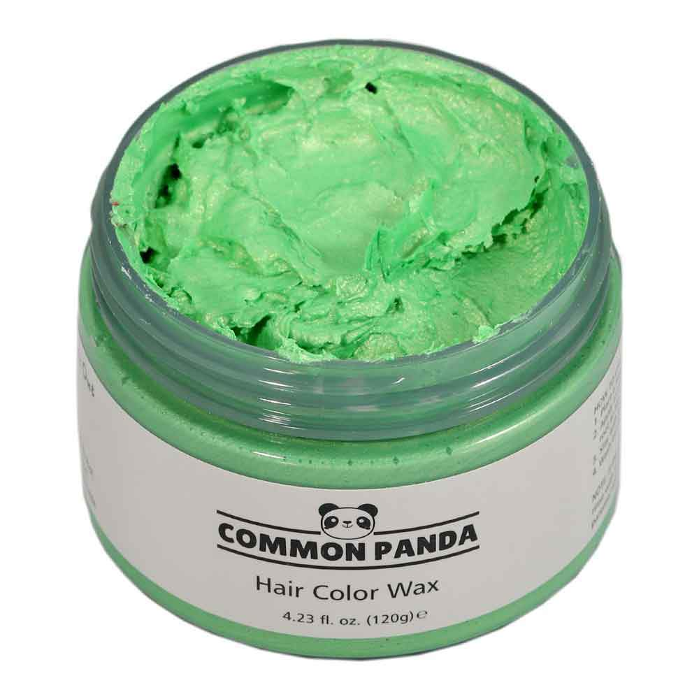 Hair Color Green Hair Color Wax - Common Panda