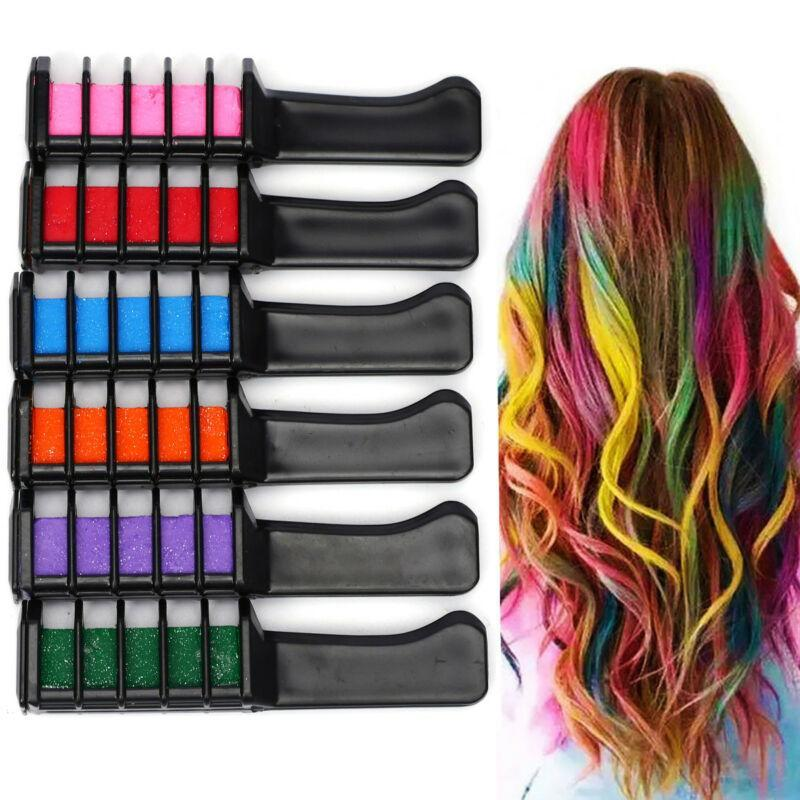 Hair Color Comb (6 pcs)