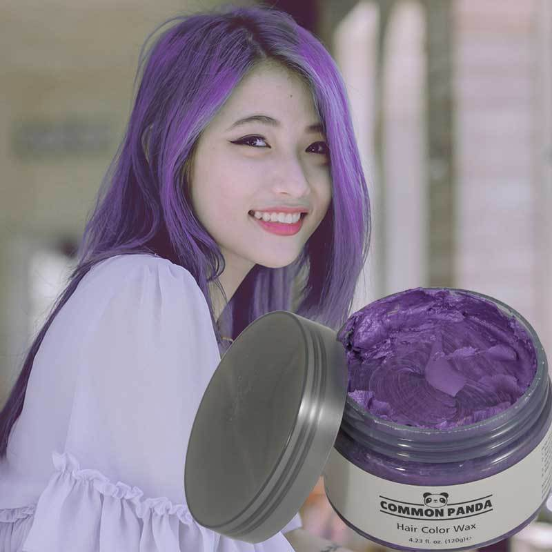 Hair Color Hair Color Wax - Common Panda