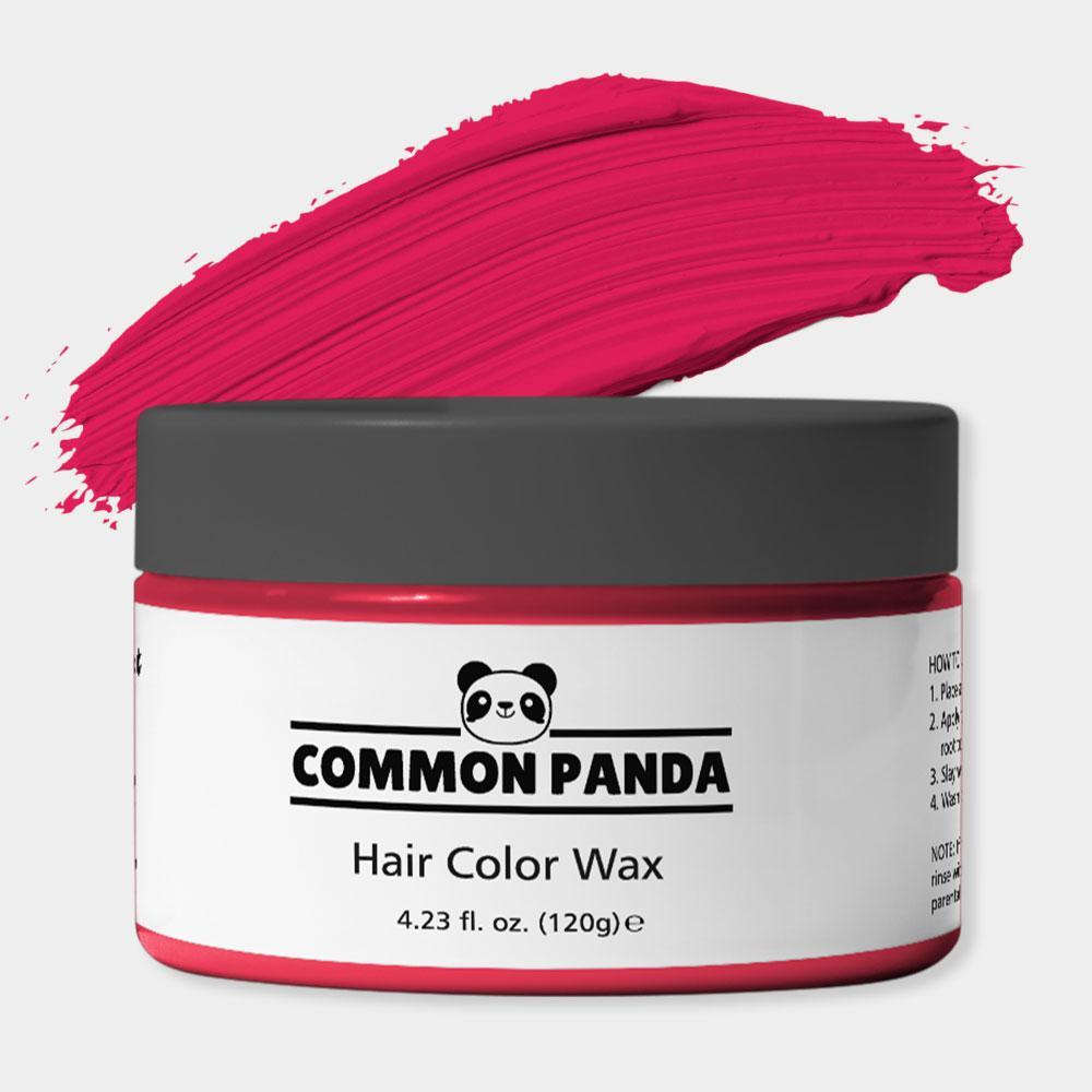 Red Hair Color Wax