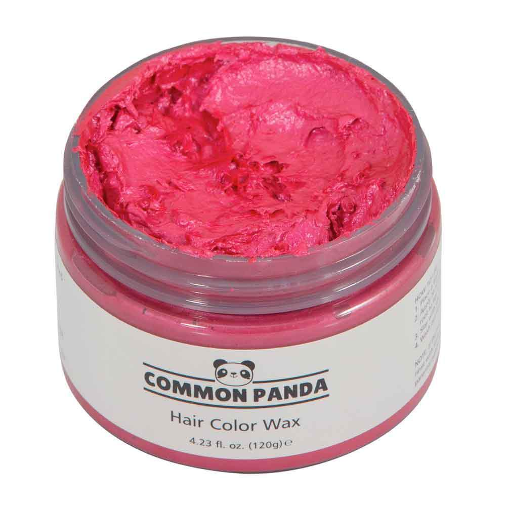 Hair Color Red Hair Color Wax - Common Panda