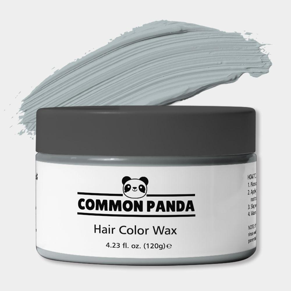 Silver Hair Color Wax