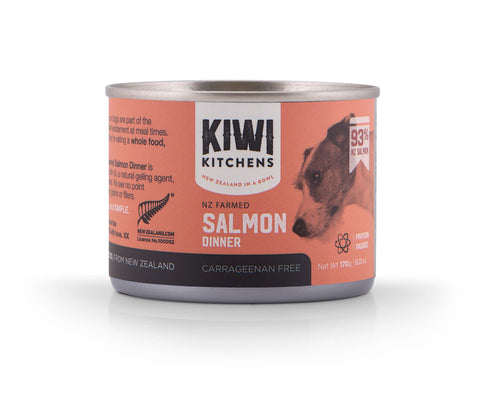 Salmon Dinner 170g Tray of 24