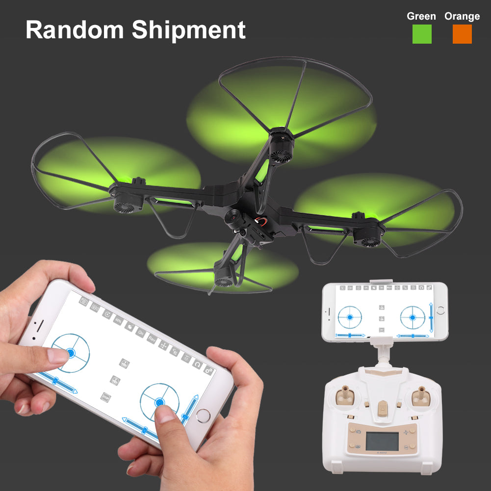 2.4GHz 4CH 6-Axis Gyro Altitude RC Quadcopter Drone