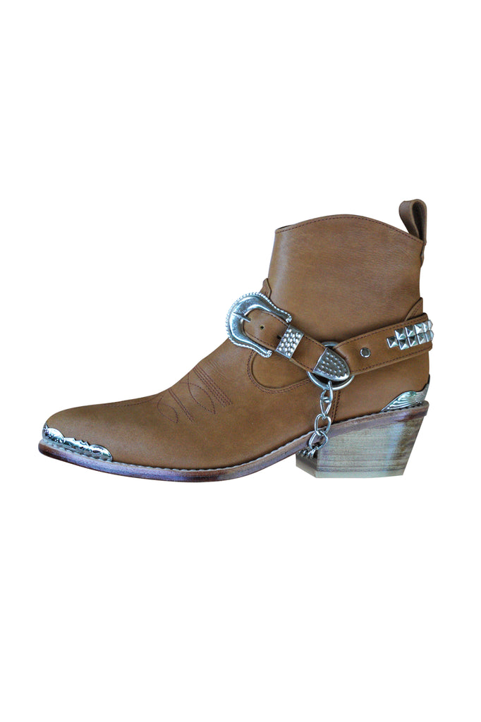 Tan Cruise Boots