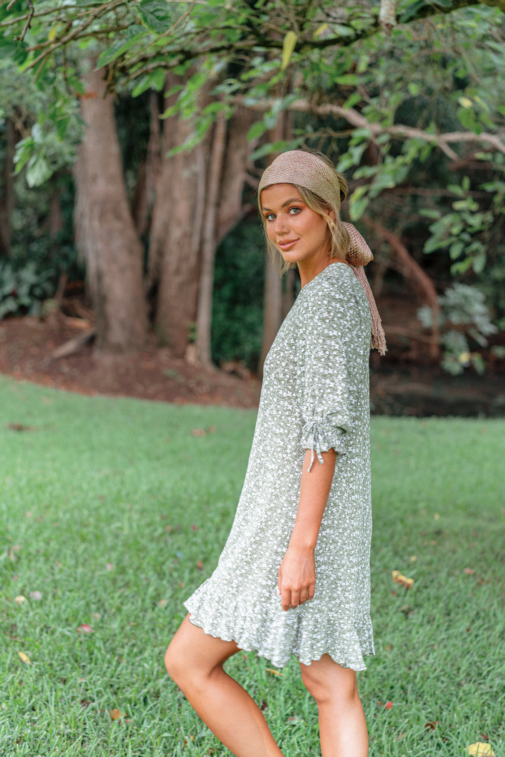Natty Swing Dress