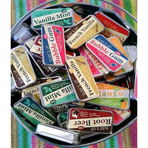 Natural Shimmery Lip Balms