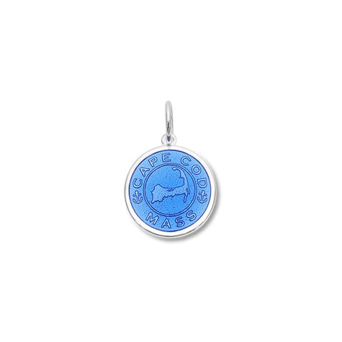 Cape Cod Pendant - Small in Light Blue