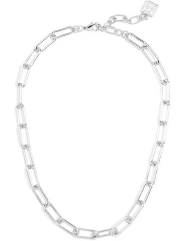 Classic Links Collar Necklace