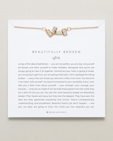 Bryan Anthonys Beautifully Broken Necklace