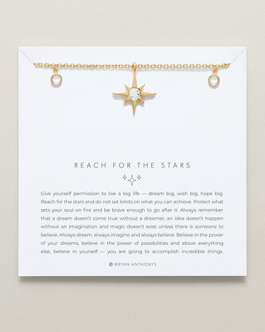 Bryan Anthonys Reach for the Stars Necklace