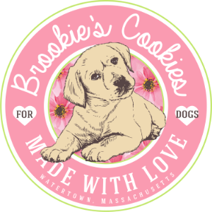 Brookie's Cookies for Dogs