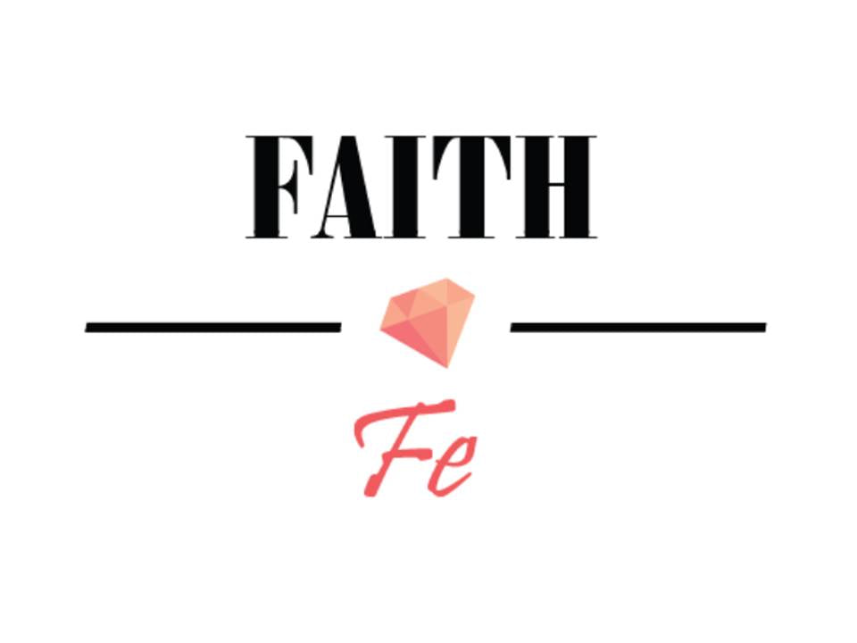 'Faith' Sticker