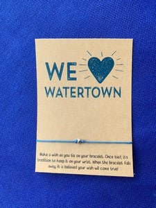 'We LOVE Watertown' Wishlet