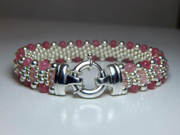 Dovera 'Royal Blush' Reversible Bracelet