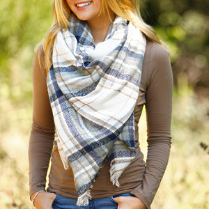 Blanket Scarf Collection - Rustic River