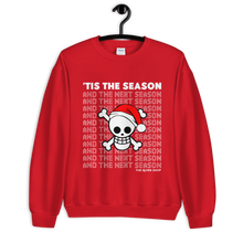 Load image into Gallery viewer, 'Tis The Season (And The Next Season) Ugly Holiday Christmas Sweater