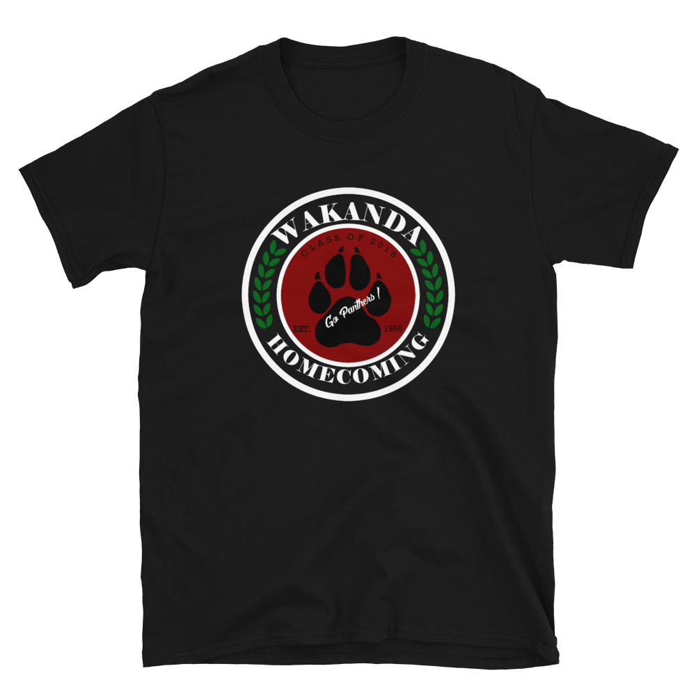 Wakanda Homecoming T-Shirt
