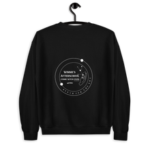 Load image into Gallery viewer, Winnie's Afterschool Cosmic Witch Coven Crewneck