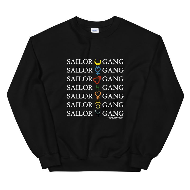 Sailor Gang Crewneck