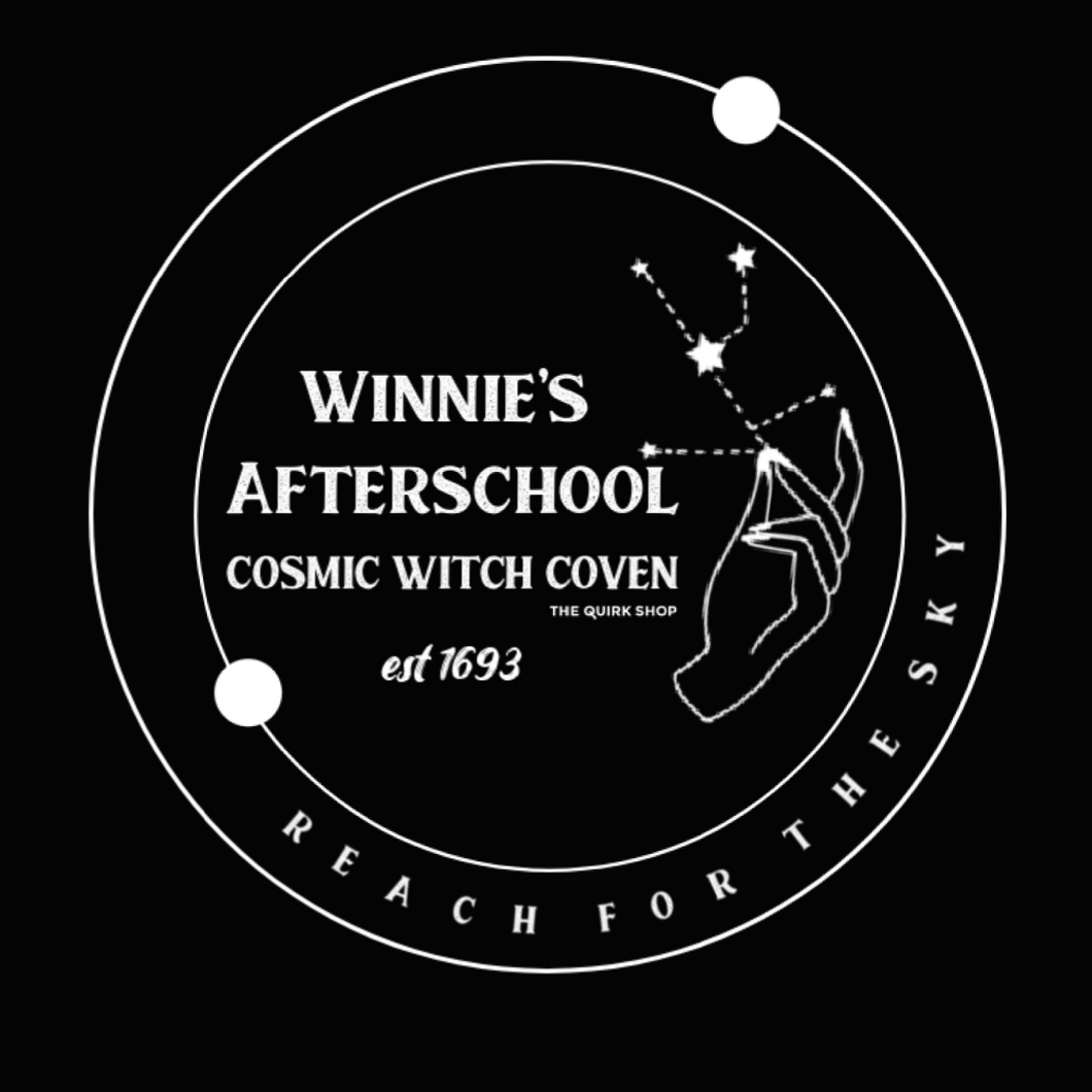Winnie's Afterschool Cosmic Witch Coven Crewneck