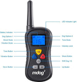 MDOG2 MD2-008 Wireless Dog Remote Training Collar with Shock, Vibration and Tone - Peazz.com - 2